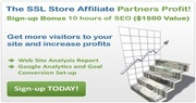 Join Best Affiliate Program with The SSL Store and Earn Money from Home