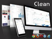 Clean - Laravel Starter Kit